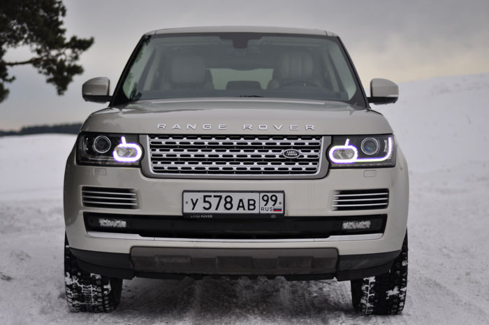 Range Rover Supercharged 2013