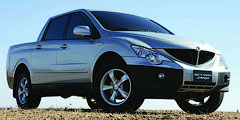 SsangYong Action Sports